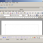 Screenshot of OpenOffice and NetBeans